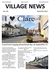 September Village Newsletter