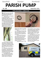Stansfield village newsletter